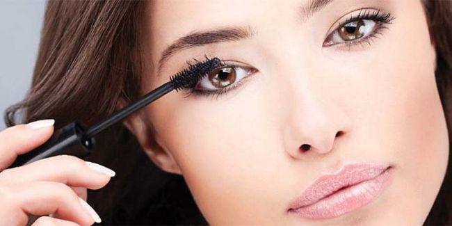 макіяж для карих очей покрокове фото