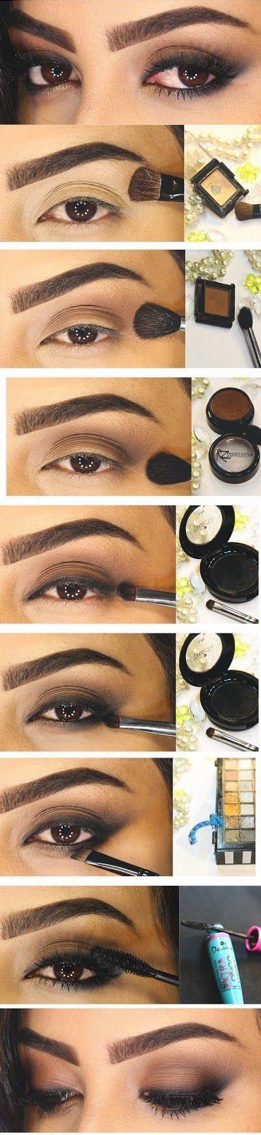 макіяж для східних жінок