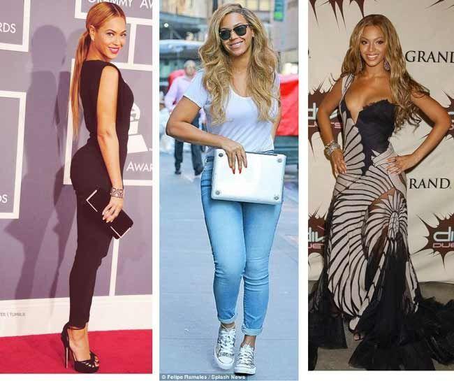 Beyonce схудла