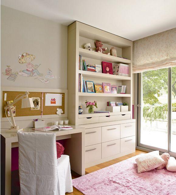 світла дитяча кімната