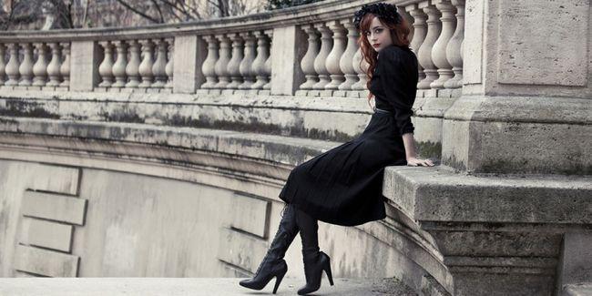 30 Варіантів з чим носити плаття міді