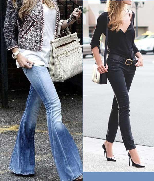 6 Прикладів, з чим одягати джинси кожен день, орієнтуємося на зірок