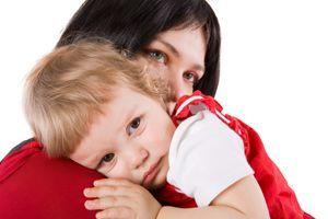 дитина з мамою