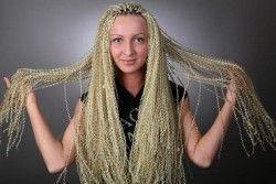 Афрокосички зизи: плетіння, догляд та можливі зачіски