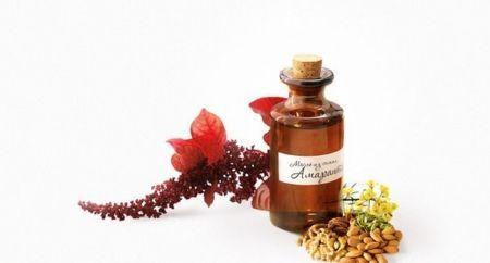 Амарантове масло для особи
