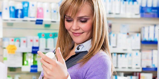Аптечна косметика для особи, гідна уваги