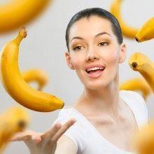 Ароматне чудо: бананові маски для волосся