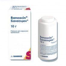 Банеоцин - ефективний засіб від прищів