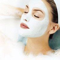 Біла глина в домашній косметології