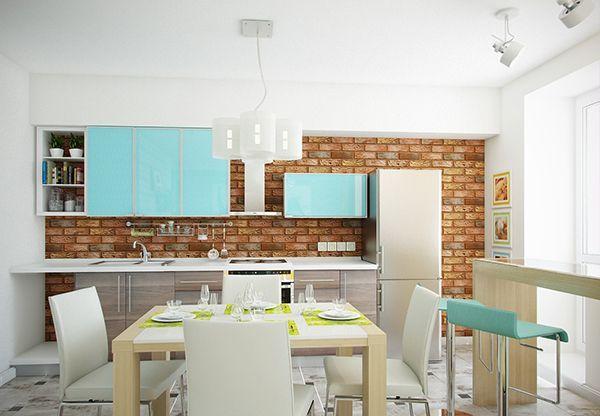 стильна кухня