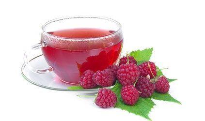 Чим корисний чай з малиною при вагітності. Як його приготувати