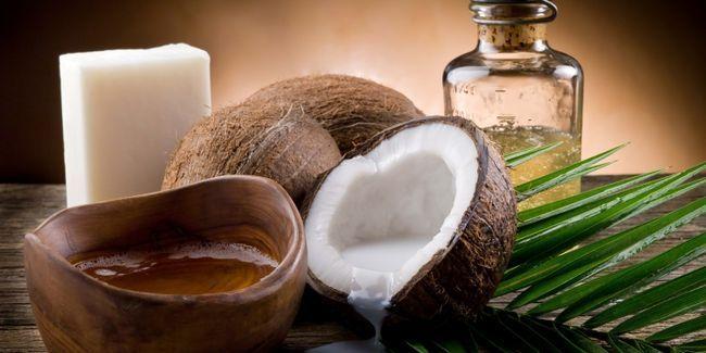 Чим корисно кокосове масло