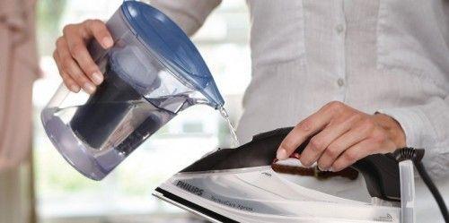 Чистимо праску всередині від накипу в домашніх умовах підручними засобами