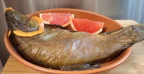 Частка линів - підготовка риби до готування