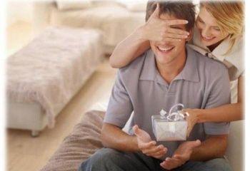 Що подарувати чоловікові на річницю весілля?