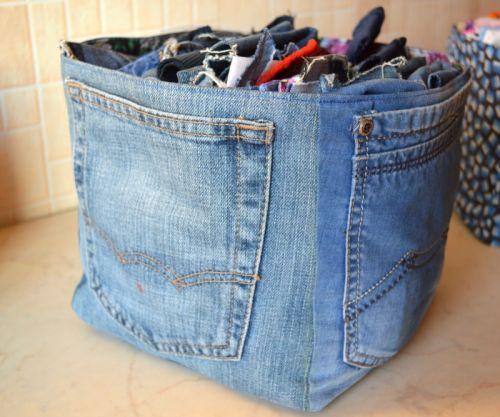 Що зробити з непотрібних джинсів - стильне перевтілення в модні речі