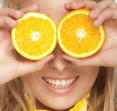 Цитрусові маски для догляду за шкірою обличчя