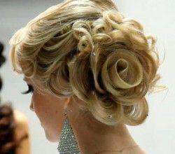 Квіти з волосся - це красиво, оригінально і так легко!