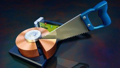 Ділимо жорсткий диск засобами windows