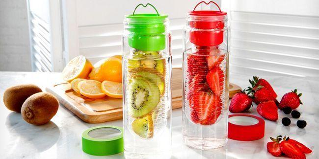 Детокс-вода: п`ємо і очищуємося