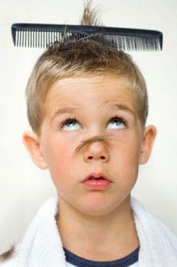 Дитячі зачіски для хлопчиків різного віку. Як правильно вибрати?