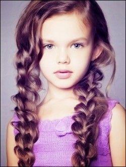 Дитячі зачіски для маленьких принцес: краса не вимагає жертв