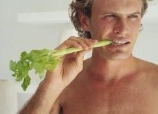 Дієта для чоловіків - як прибрати живіт?