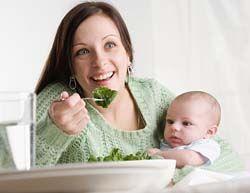 Дієти для молодих мам