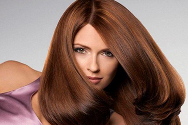 Для любительок розпущених довгих волосся - елегантна стрижка боб