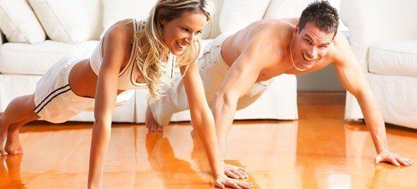 Домашні фітнес тренування: як підвищити силову витривалість