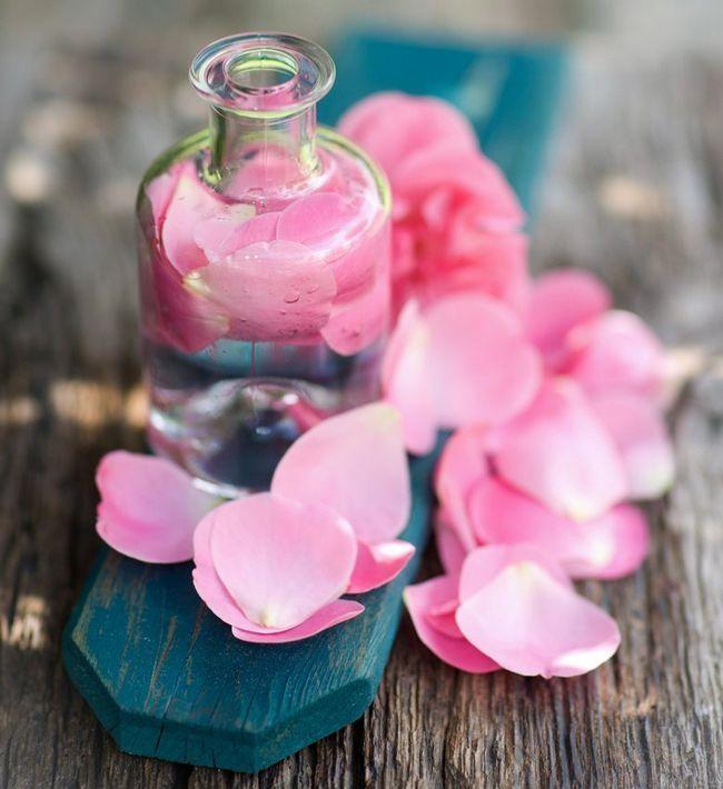 рожева вода