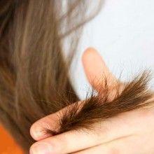 Домашні маски для для сухих кінчиків волосся