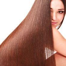 Домашні засоби для випрямлення волосся
