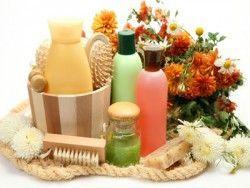 Домашні зміцнюють шампуні для волосся