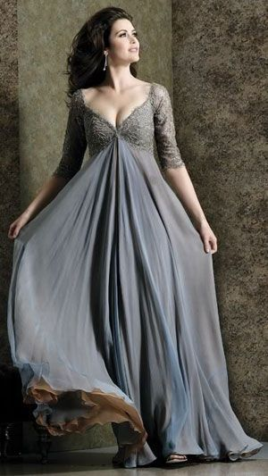 вечірнє плаття великих розмірів