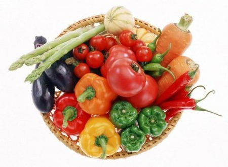 Фруктово овочева дієта для схуднення