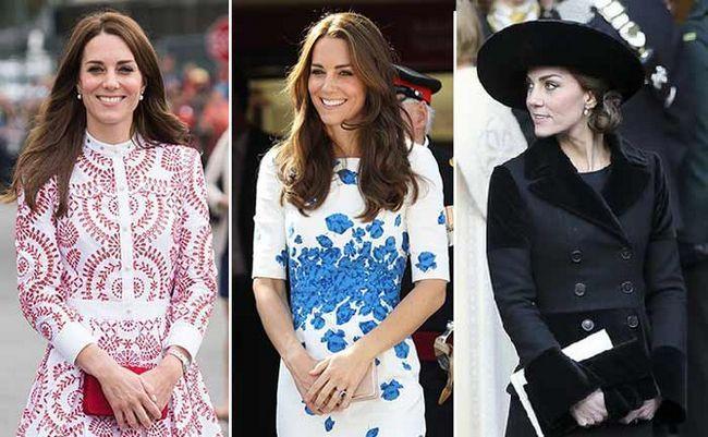 Герцогиня кетрін: модні наряди і образи 2016 року. Фото