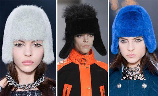 Головні убори для осінньо зимового сезону - модні шапки 2016