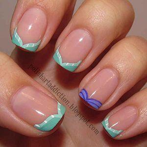 візерунки на нігтях