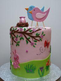 торт на виписку