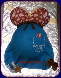 торт для вагітної