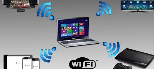 Використовуємо ноутбук як wi-fi роутер засобами системи і стороннім по