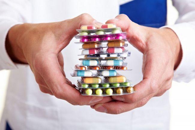 Ефективне очищення організму за допомогою таблеток