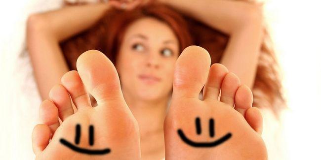 Ефективні засоби проти запаху ніг