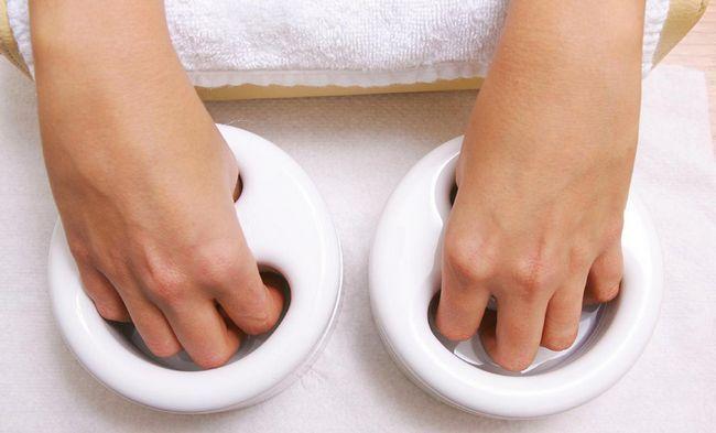 ванночки для нігтів