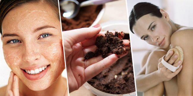 Ексфоліація обличчя і тіла