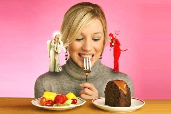 Як швидко схуднути без дієт: вчимося худнути без дієт
