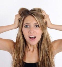 Як швидко вилікувати жирне волосся?