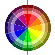 контрастні кольори