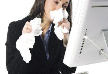 Як лікувати нежить